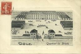 DOLE (39)  - Quartier De Brack - Dole