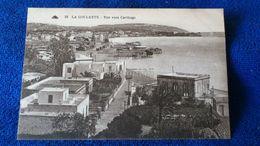La Goulette Vue Vers Carthage Tunisia - Tunisia
