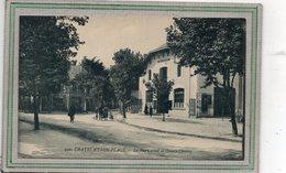 CPA - CHATELAILLON-PLAGE (17) - Aspect Du Cinéma Océana De La Rue Carnot Dans Les Années 20 - Châtelaillon-Plage