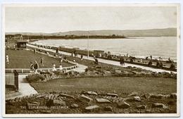 PRESTWICK : THE ESPLANADE - Ayrshire