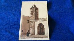 Kairouan Minaret De La Mosquée Du Barbier Tunisia - Tunisia
