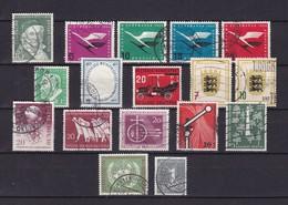 BRD - 1955 - Sammlung - Gest. - 56 Euro - Gebraucht