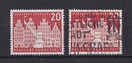 BRD - 1956 - Michel Nr. 230 - Gest./Postfrisch - 18 Euro - Gebraucht