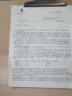 MONDOSORPRESA, (MT2) ANNO 1943, RACCONIGI, DESCRIZIONE DELLA SITUAZIONE COMUNALE E IL COMANDO GERMANICO - Documents