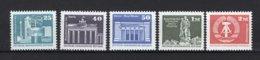 DDR Yt. 2199/2203 MNH** 1980 - Nuovi