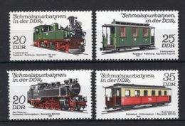 DDR Yt. 2220/2223 MNH** 1980 - [6] Repubblica Democratica