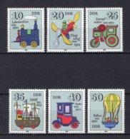 DDR Yt. 2224/2229 MNH** 1980 - Nuovi