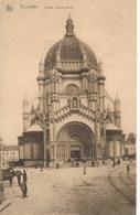 CPA - Belgique - Brussels - Bruxelles - Eglise Sainte-Marie - Monuments, édifices