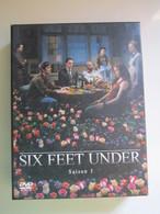 Six Feet Under Saison 3 Coffret DVD 13 épisodes Sur 5 Disques - Séries Et Programmes TV