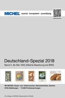 Michel Katalog 2018 Deutschland Spezial Band 2 Gebraucht - Deutschland