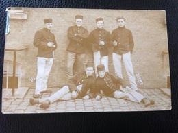 Diest Groupe De Militaire Militaria Soldats 1913 - Cartes Postales