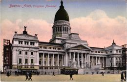 BUENOS AIRES ,CONGRESO NACIONAL ,TRAMWAY REF 60194 - Argentine