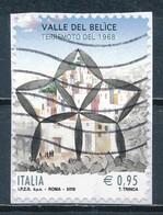 °°° ITALIA 2018 - VALLE DEL BELICE TERREMOTO °°° - 6. 1946-.. Repubblica