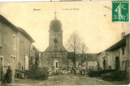 BARGES. RUE DE L'EGLISE (2) - Autres Communes
