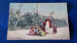 Arab Children At Play Egypt - Egypt