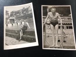 Dinant Solarium 2photos Originale - Cartes Postales