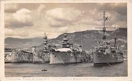 Toulon (83) - Ecole Des Mécaniciens Et Chauffeurs - Marine Bateaux - Toulon