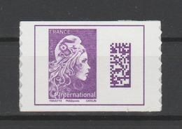 FRANCE / 2019 / Y&T N° AA 1656 (F) ** : Marianne L'engagée (de Feuille Adhésive) 1 TVP International - France