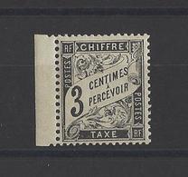 FRANCE.  YT  Timbres Taxe  N° 12   Neuf **  1882 - Taxes