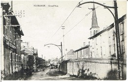 57 - FLORANGE - Grand'rue - Francia