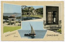 TANZANIA : GREETINGS FROM ZANZIBAR - Tanzania