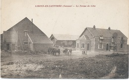 80 - Lihons -en-Santerre : La Ferme De Lihu. - Other Municipalities