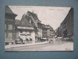 BASEL - BLUMENRAIN - BS Basle-Town