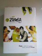 ZUMBA Fitness Shape ...rhythm & Appeal Baile, Actitud & Forma Coffret DVD 4 Disques - Sport