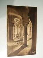 Aa004  TIFFAUGES Crypte De La, Chapelle; Du Chateau - France