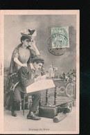 THEME/187....VOYAGE DE NOCE - Bergeret