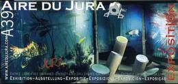 CPM - Aire Du Jura - Publicité