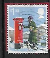 GB 2018 XMAS SA OFF PAPER HV - 1952-.... (Elizabeth II)