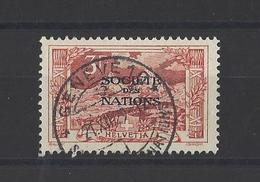 FRANCE.  YT  Timbres De Service  N° 29   Obl  1922 - Oficial