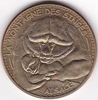 """Médaille Souvenir Ou Touristique > Alsace """"montagne Des Singes"""" > Dia. 34 Mm - Monnaie De Paris"""