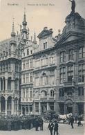 CPA - Belgique - Brussels - Bruxelles - Maison De La Grand'Place - Monuments, édifices