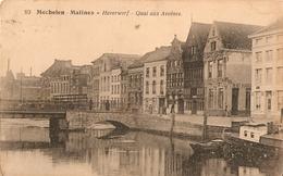 Malines 93 Quai Aux Avoines - Malines