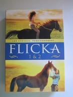 FLICKA Les Chevaux, Passionnément... COFFRET DVD 2 DISQUES - Séries Et Programmes TV