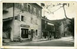 07 SAINT-BARTHELEMY-LE-PIN ++ Les Hôtels Et La Route De Lamastre ++ - Altri Comuni