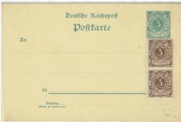 Deutsche Reichspost  -  Ungebraucht - Deutschland