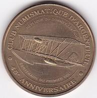 Médaille Souvenir Ou Touristique > Argenteuil Club Numismatique   > Dia. 34 Mm - Monnaie De Paris