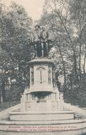 CPA - Belgique - Brussels - Bruxelles - Statues Des Comtes D'Egmont Et De Hornes - Monuments, édifices