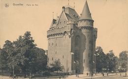 CPA - Belgique - Brussels - Bruxelles - Porte De Hal - Monuments, édifices