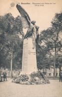 CPA - Belgique - Brussels - Bruxelles - Monument Aux Héros De L'air - Monuments, édifices