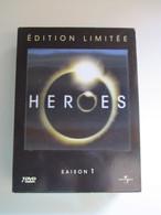 HEROES - Saison 1 - Edition Limitée - Coffret 7 DVD - Séries Et Programmes TV