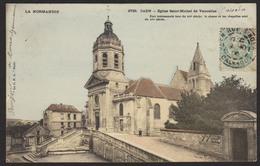 D 14 - CAEN - Eglise Saint-Michel De Vaucelles - Carte Colorisée - SUP - Caen