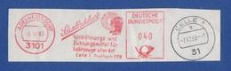 BRD AFS - ADELHEIDSDORF, Schallschluck + TSt CELLE 1, 31, G, -7.12.63 - [7] Federal Republic