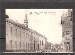 ZOUT-LEEUW  Prins Leopold Plaats / ( + Fr. ) - Zoutleeuw