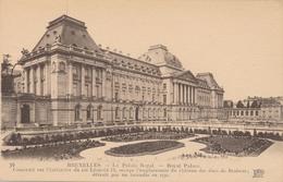 CPA - Belgique - Brussels - Bruxelles - Le Palais Royal - Monuments, édifices