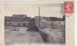 Haute-Marne - Arc-en-Barrois - Pendant L'inondation - Janvier 1910 - Arc En Barrois