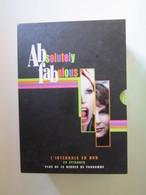 SÉRIE ABSOLUTELY FABULOUS L'INTÉGRALE En DVD- Coffret 4 DVD SAISON 1 + 2 + 3 +4   Dont 2 DVD NEUF SOUS BLISTER - TV Shows & Series